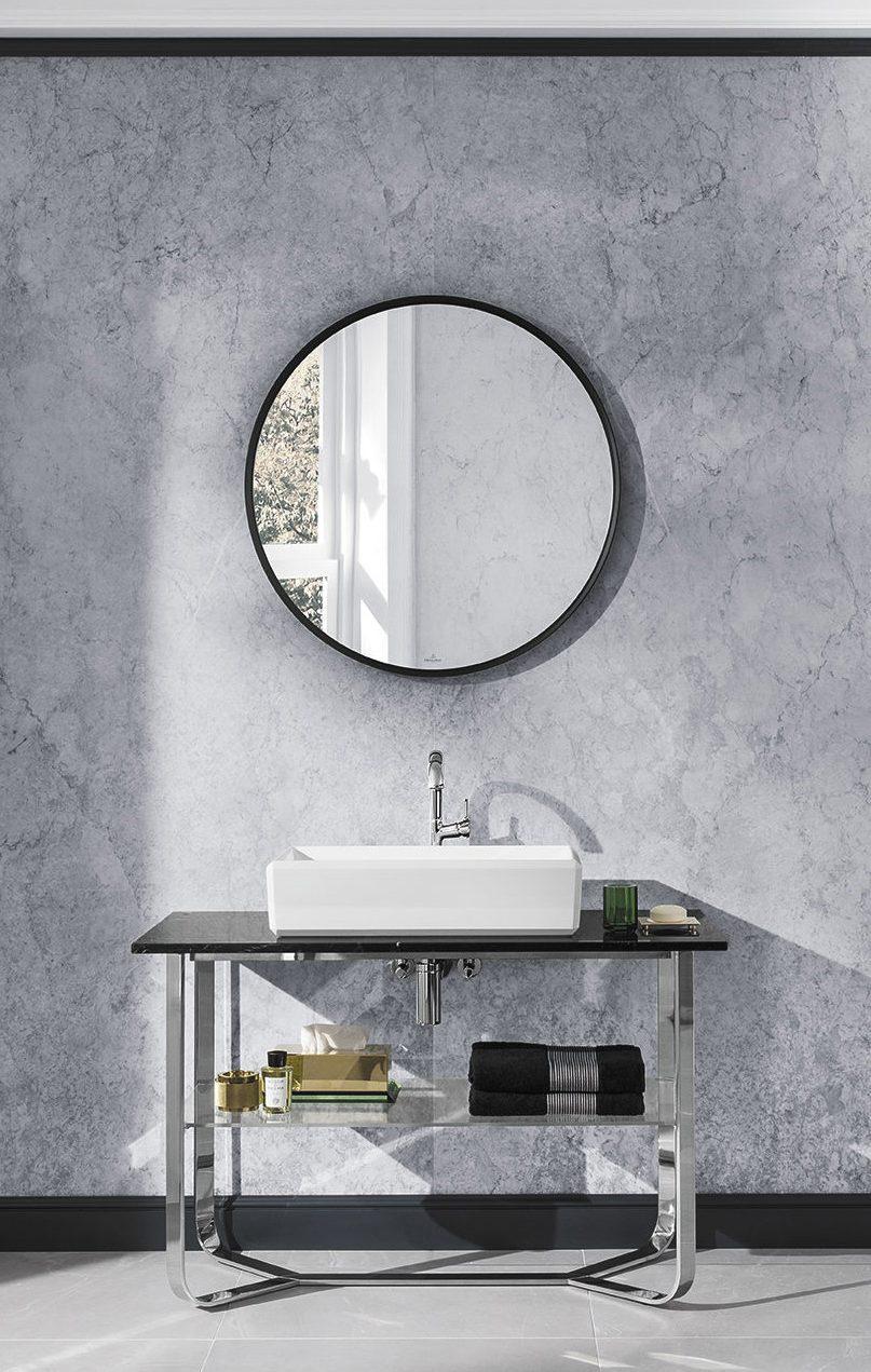 Idee per rinnovare il bagno stunning vuoi rinnovare il tuo vecchio bagno far sembrare pi grande - Rinnovare bagno spendendo poco ...