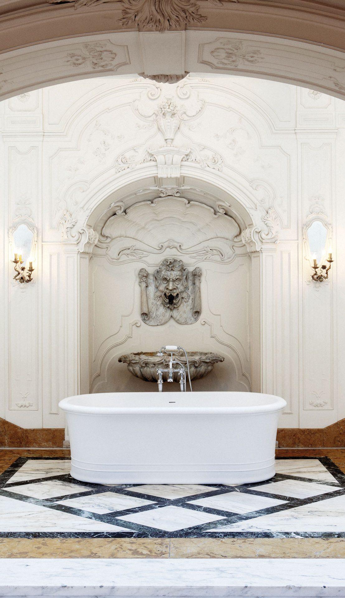 GH Vasca in quarzo bagno di lusso - Manhattan