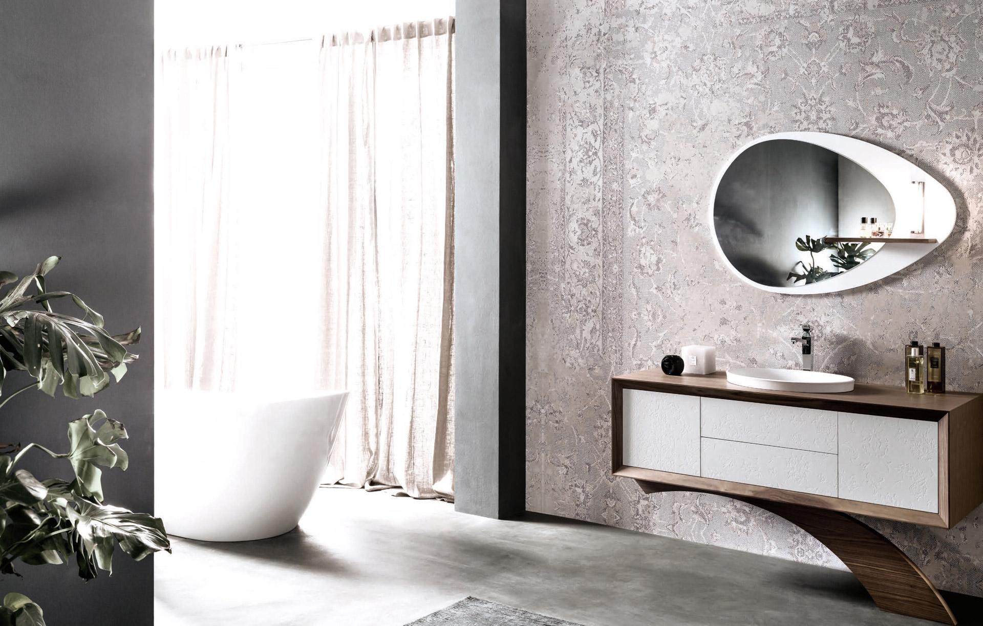 Collezione arredamento bagno moderno c 39 era una volta il - Arredamento moderno bagno ...